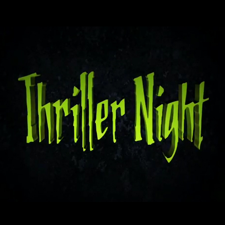 SHREK Thriller